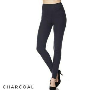 Charcoal Soft Brushed Leggings